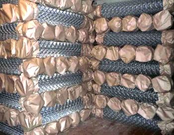 Сетка-рабица в рулонах